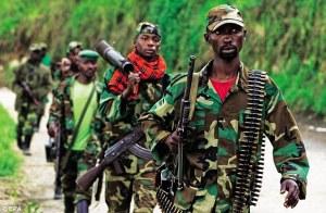 DRC militia