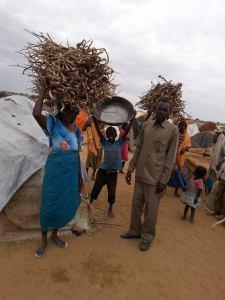 Eleven, IDPs at Tawila, April-May 2014